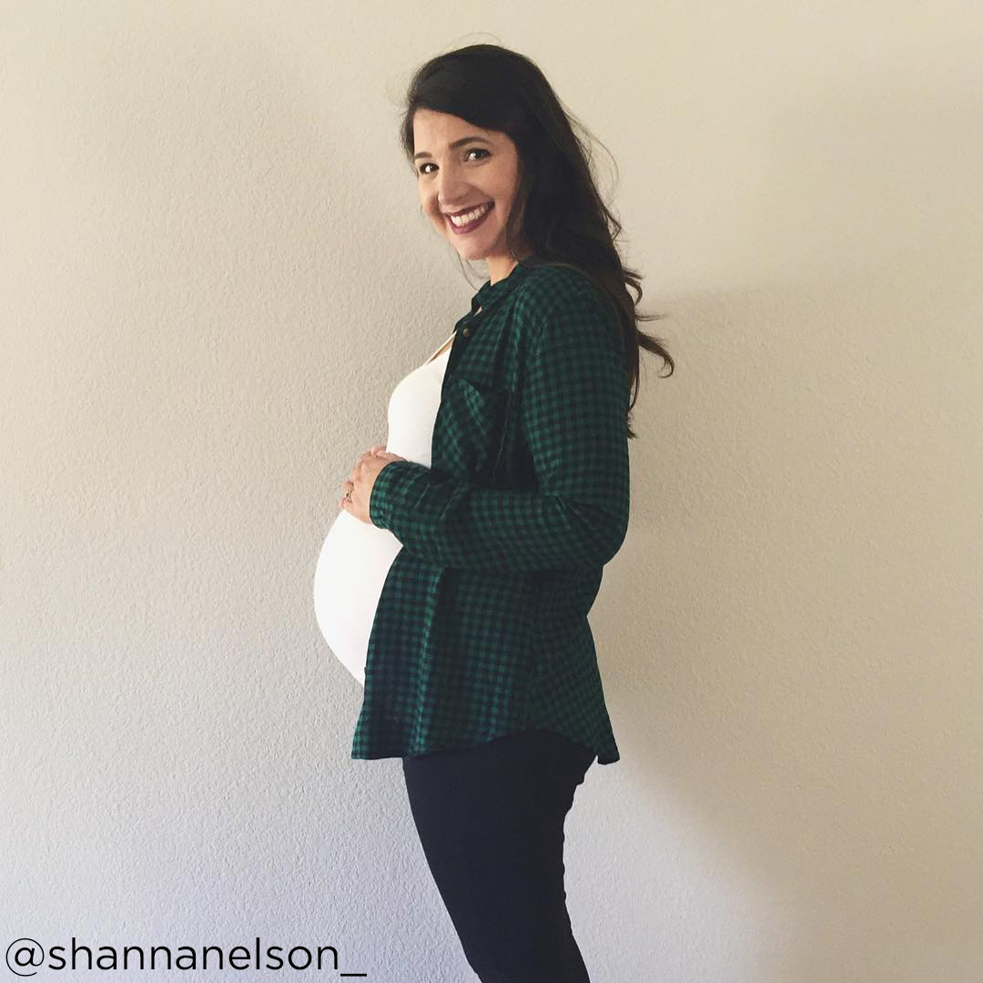 29 weeks pregnant baby boy @shannanelson