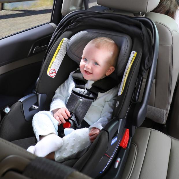 Britax B Safe Gen2 Flexfit Infant Car, Britax B Safe 35 Infant Car Seat Adjustment