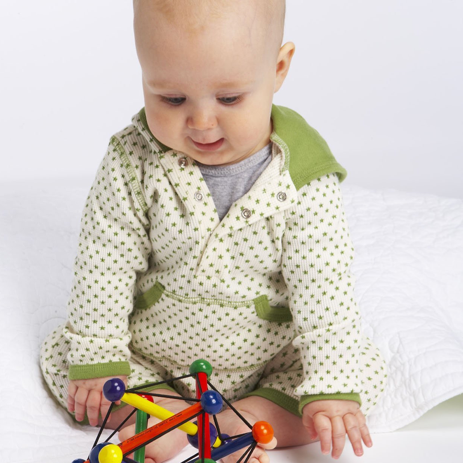 Manhattan Toy Skwish Classic Rattle And Teether//toys