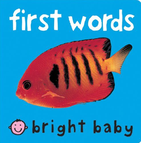 Bright Baby First Words - $3.08