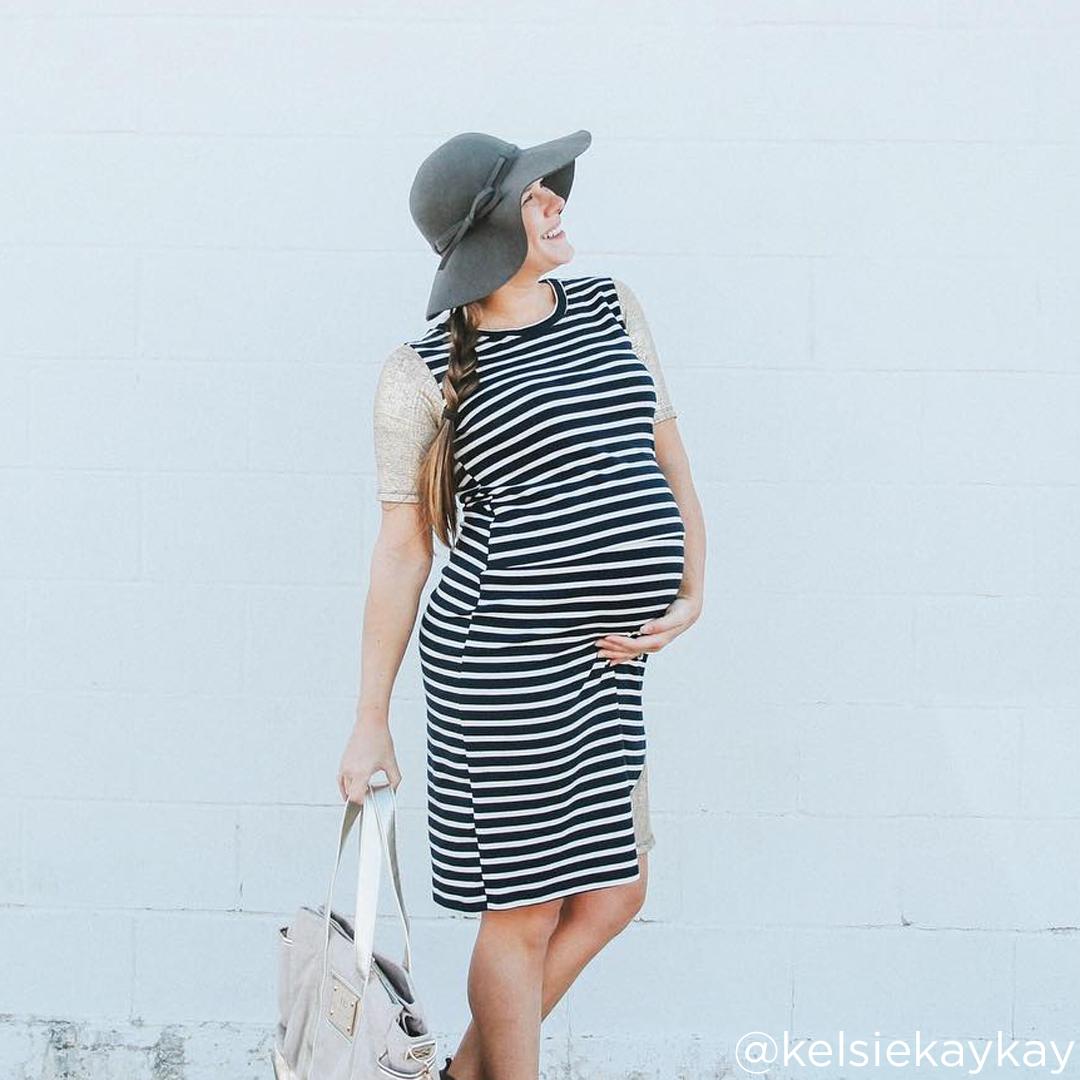 37 weeks 4 days pregnant @kelsiekaykay