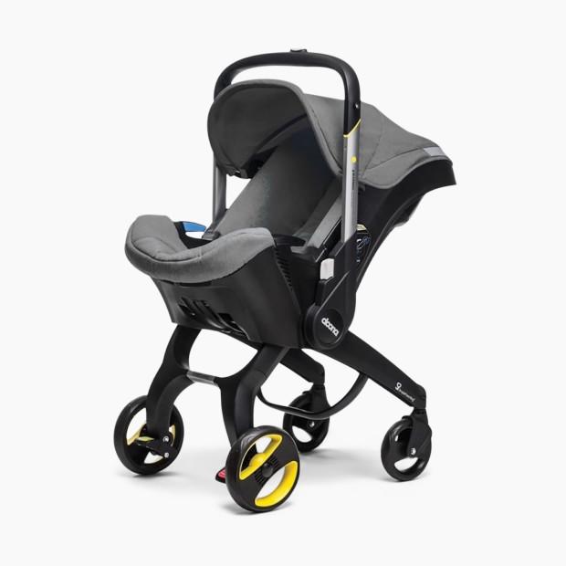 Doona Infant Car Seat Stroller Gray Storm