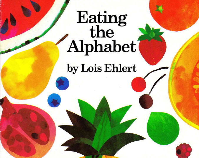 Eating the Alphabet - $6.95