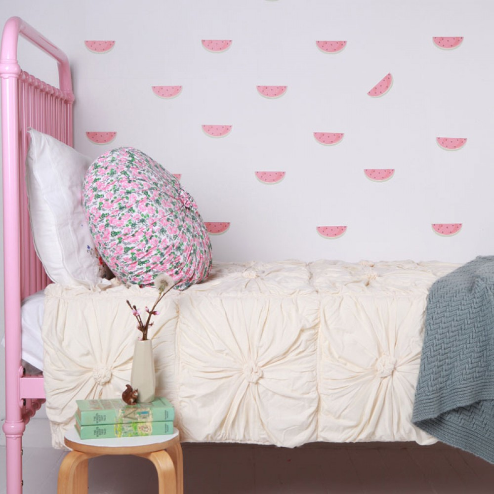 best nursery wall decals watermelon wall decal 24 95