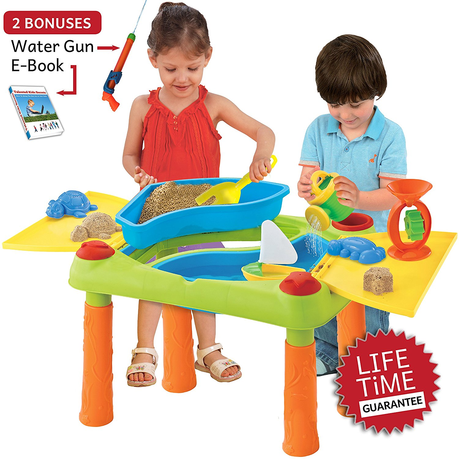 Mobius Sand Water Table   $55.99