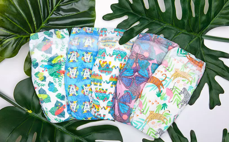 Eco-friendly Disposable Diapers - $13.95