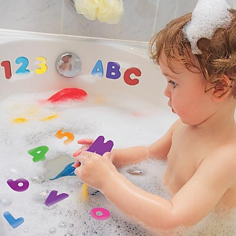 Foam Alphabet & Numbers - $6.99