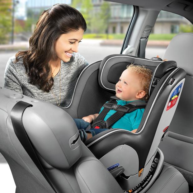 Chicco Nextfit Zip Convertible Car Seat Rear Facing Height ...