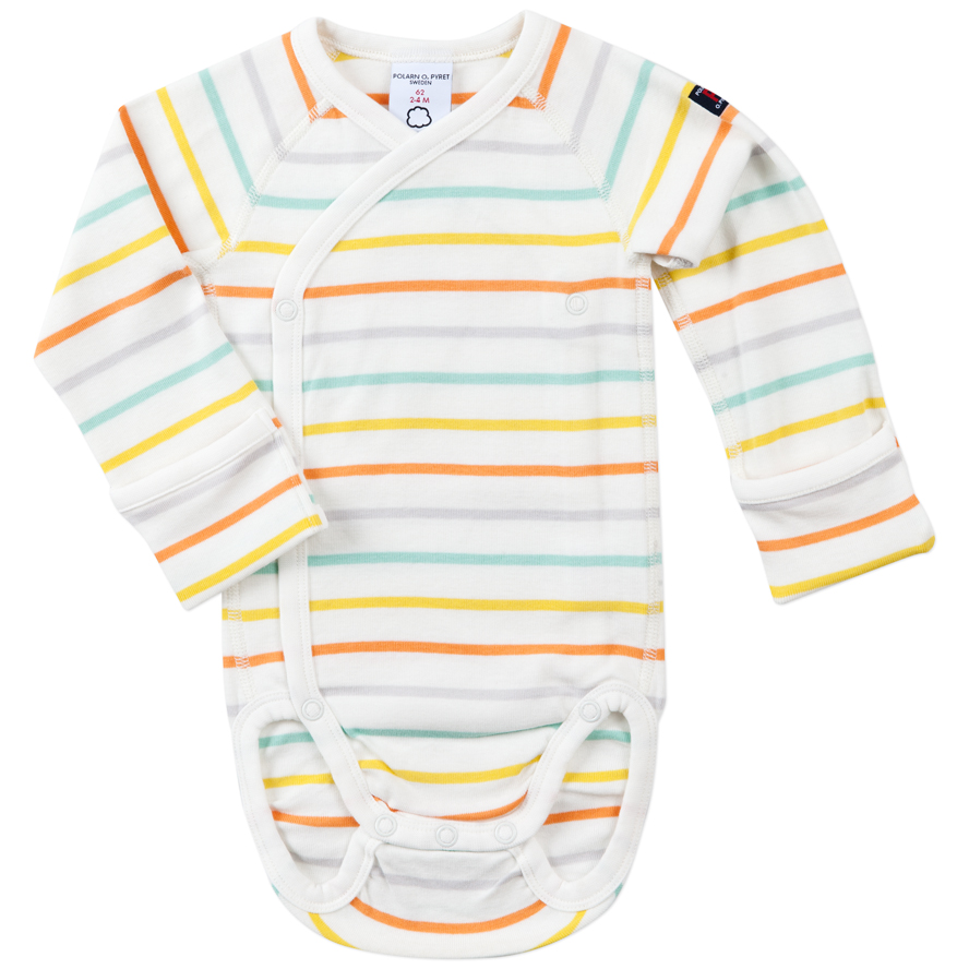 Signature Strip Eco Wrap Suit - $10.99