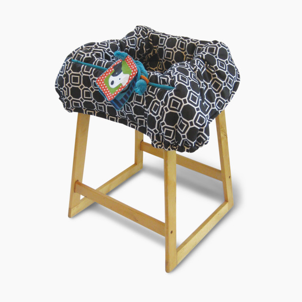 Boppy Shopping Cart And Restaurant High Chair Cover Sunshine
