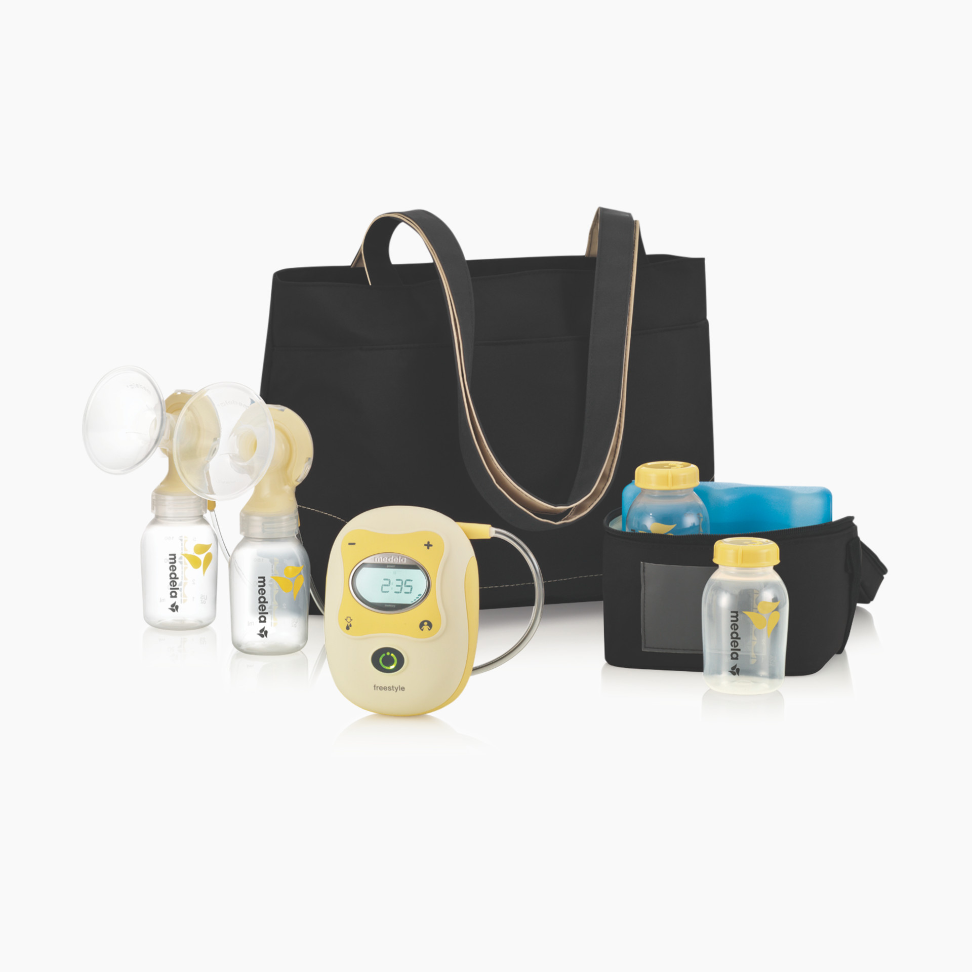 Medela Freestyle Double Electric Breast Pump Babylist Store