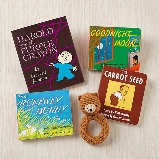 Baby Book Gift Set - $49.00
