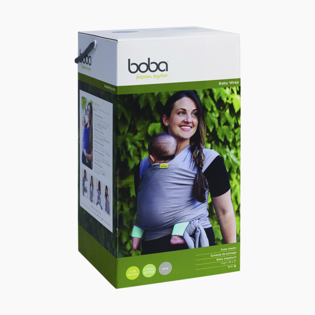 Boba Wrap Classic Baby Carrier Babylist Store