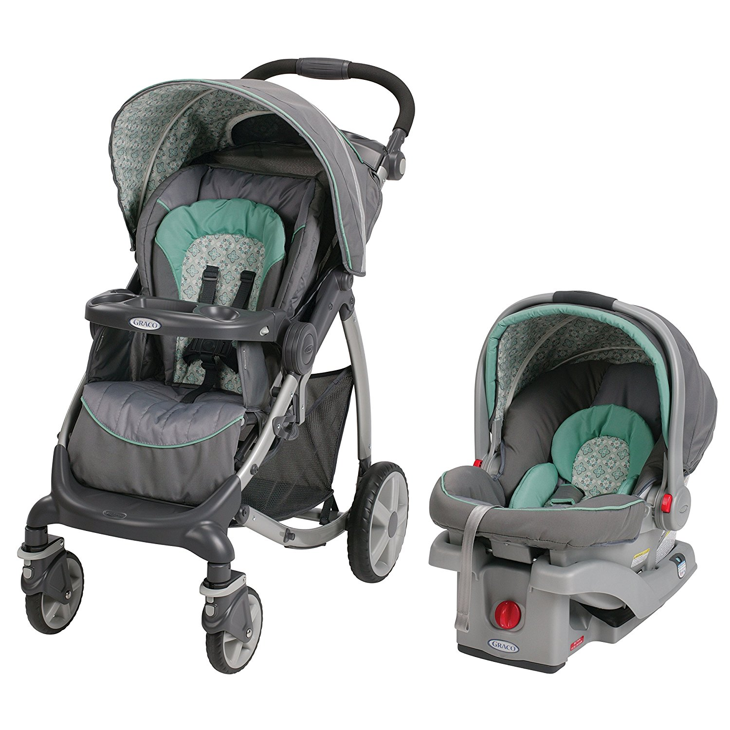 Graco Stylus Connect Travel System $299 99