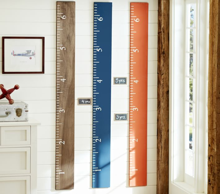 Pottery Barn Kids Personalized Growth Chart - $99.00