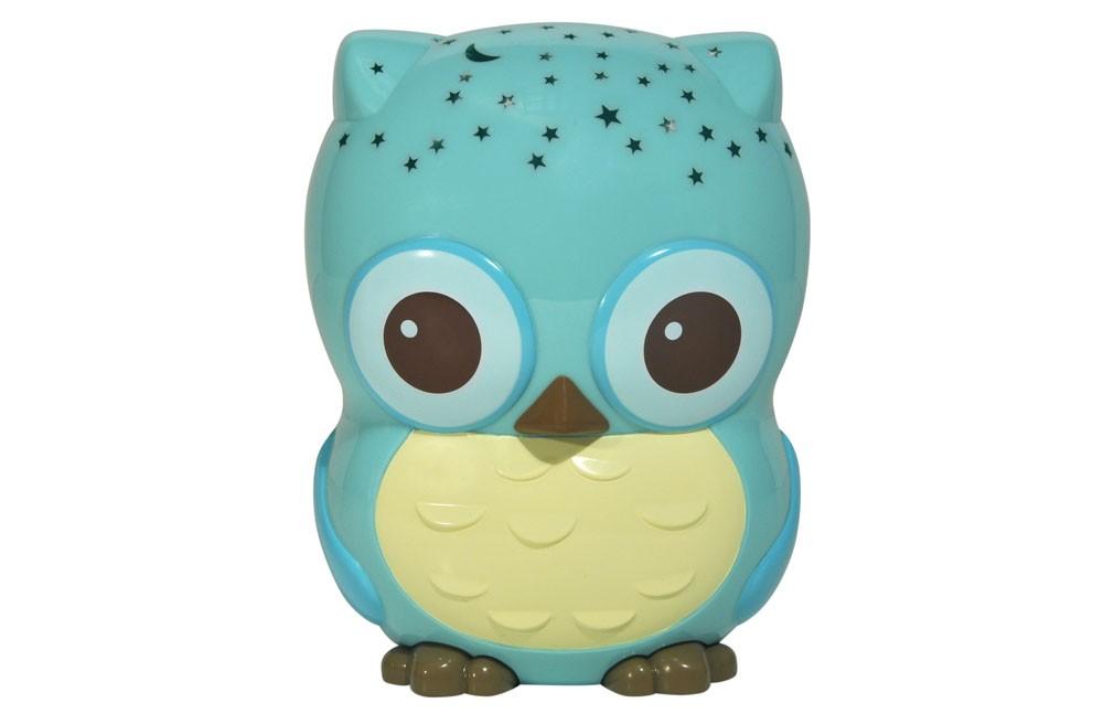 Twilight Sunshine Owl™ - Blue - $19.95