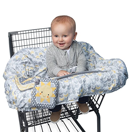 Shopping Cart and High Chair Cover - Sunshine - $29.99