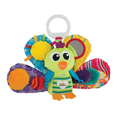 Lamaze Jacque the Peacock - $13.41