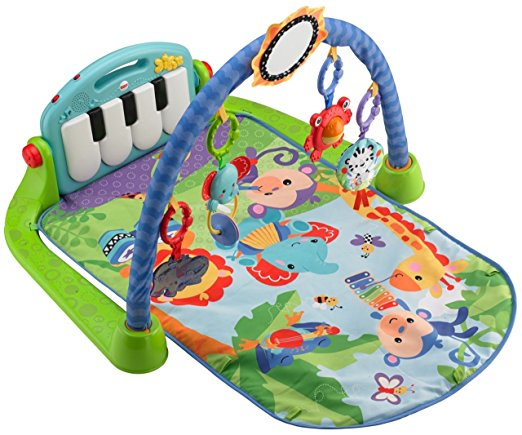 Fisher-Price Piano Gym, Kick and Play - $49.99