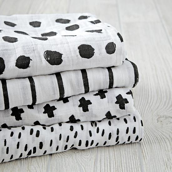 Aden + Anais Freehand Swaddle Blankets - $49.00