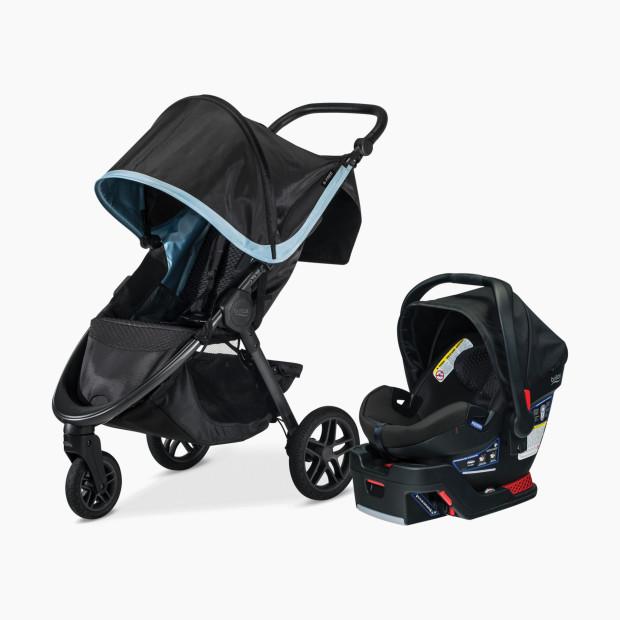Britax B Free B Safe Ultra Travel System Babylist Store