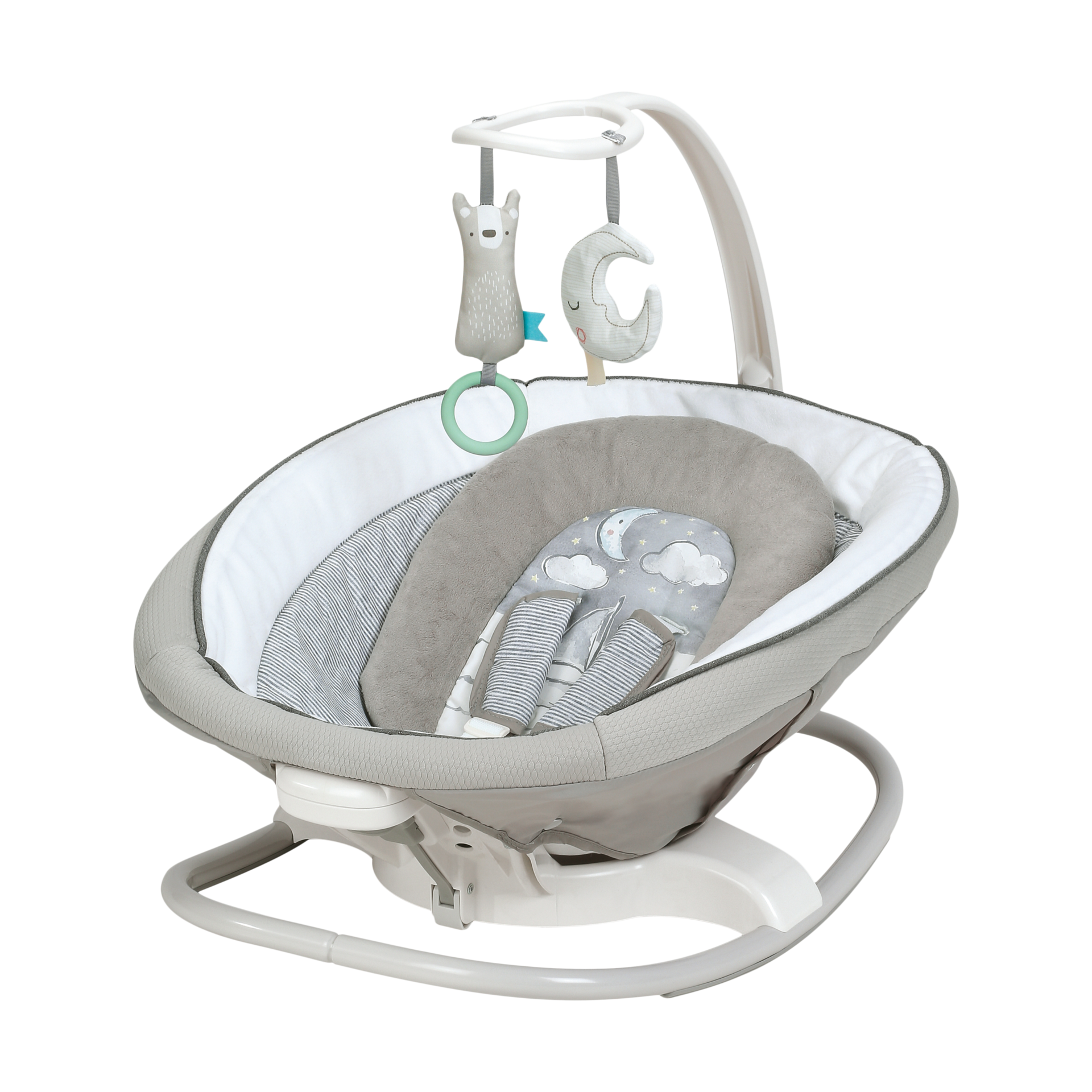 Baby Gear Graco Baby Sense2soothe Swing With Cry Detection Rocker Soother New 2019 Baby Baby Gear
