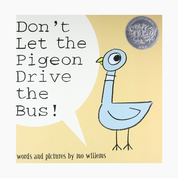 Don't Let the Pigeon Drive the Bus - Babylist Store