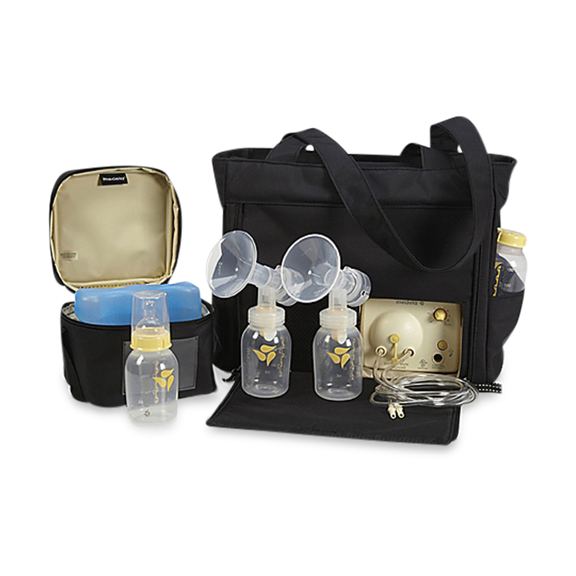 Medela Pump In Style Advanced Double-Electric Breast Pump On-The-Go Tote NEW