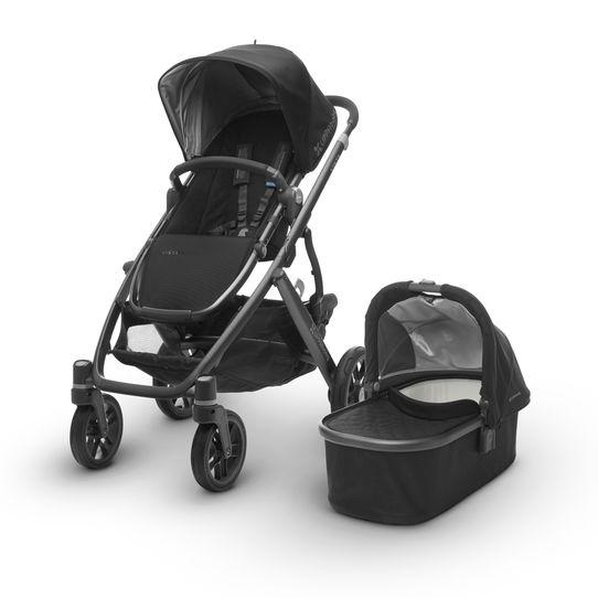 UPPAbaby 2017 Vista Stroller - Carbon - $879.99
