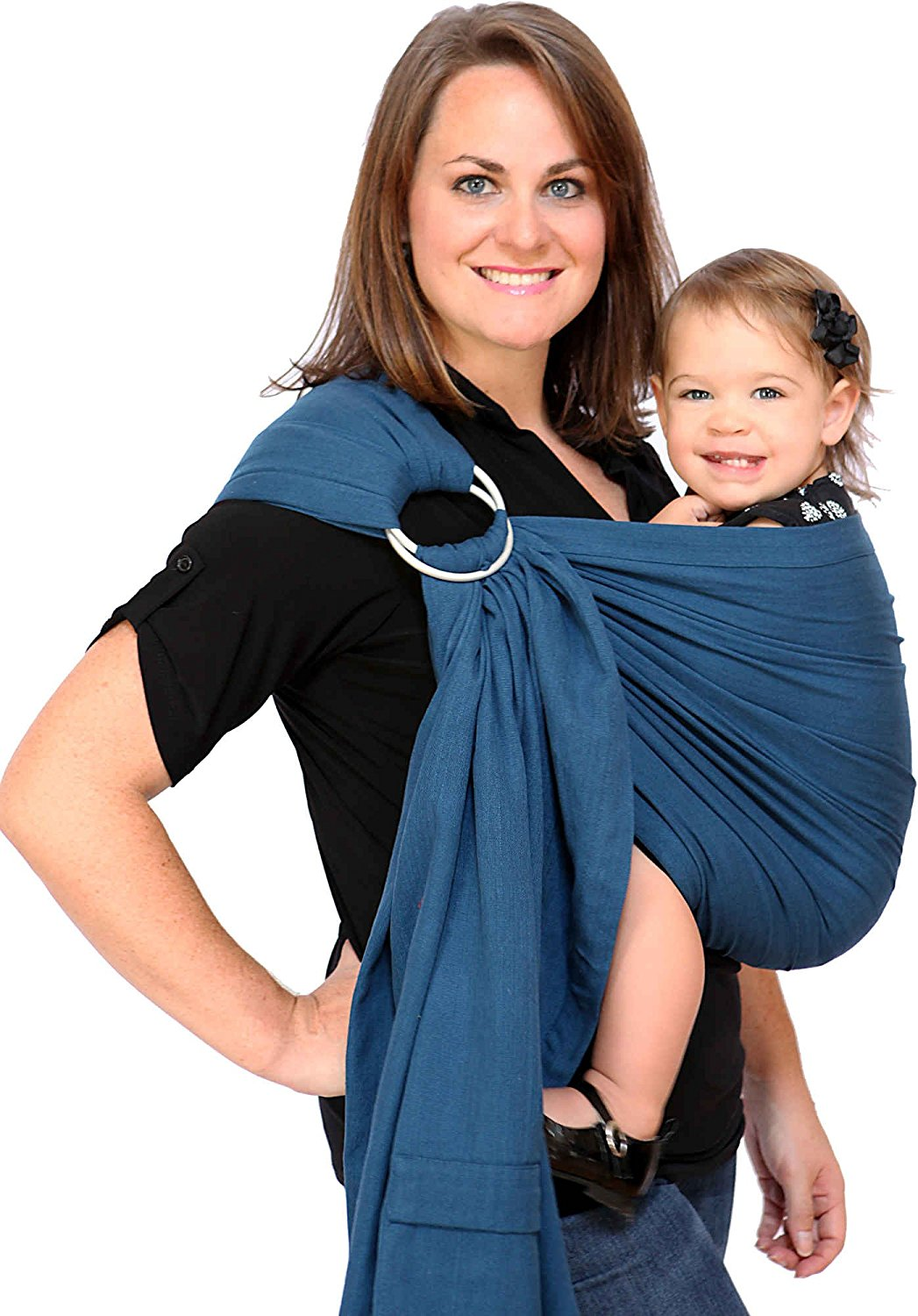 Mother & Kids Reasonable Baby Sling Breathable Comfortable Wrap Infant Carrier Cotton Kid Baby Infant Carrier Soft Ring Swing Slings Baby Sling Product Discounts Sale Backpacks & Carriers