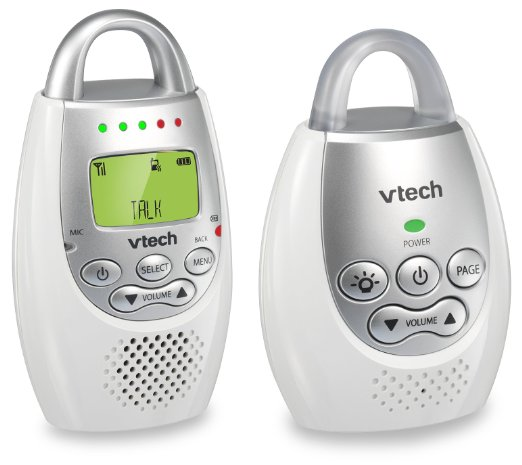 VTech DM221 Safe & Sound Digital Audio Baby Monitor - $35.98