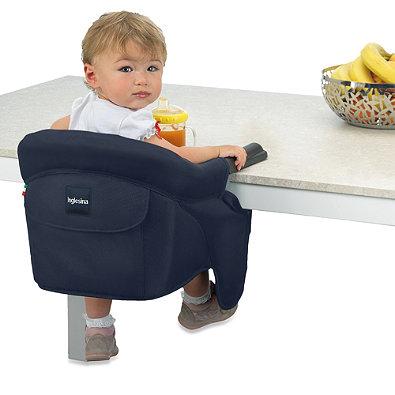 Inglesina Fast Table Chair in Black - $69.99