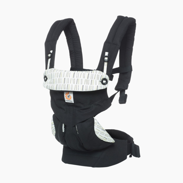 Ergobaby 360 Baby Carrier Pearl Grey