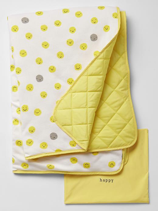 PersonaliTees Quilted Blanket - $29.95