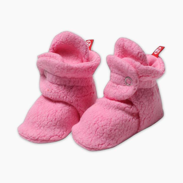 714fb625cf70 Zutano Cozie Fleece Baby Booties - Babylist Store