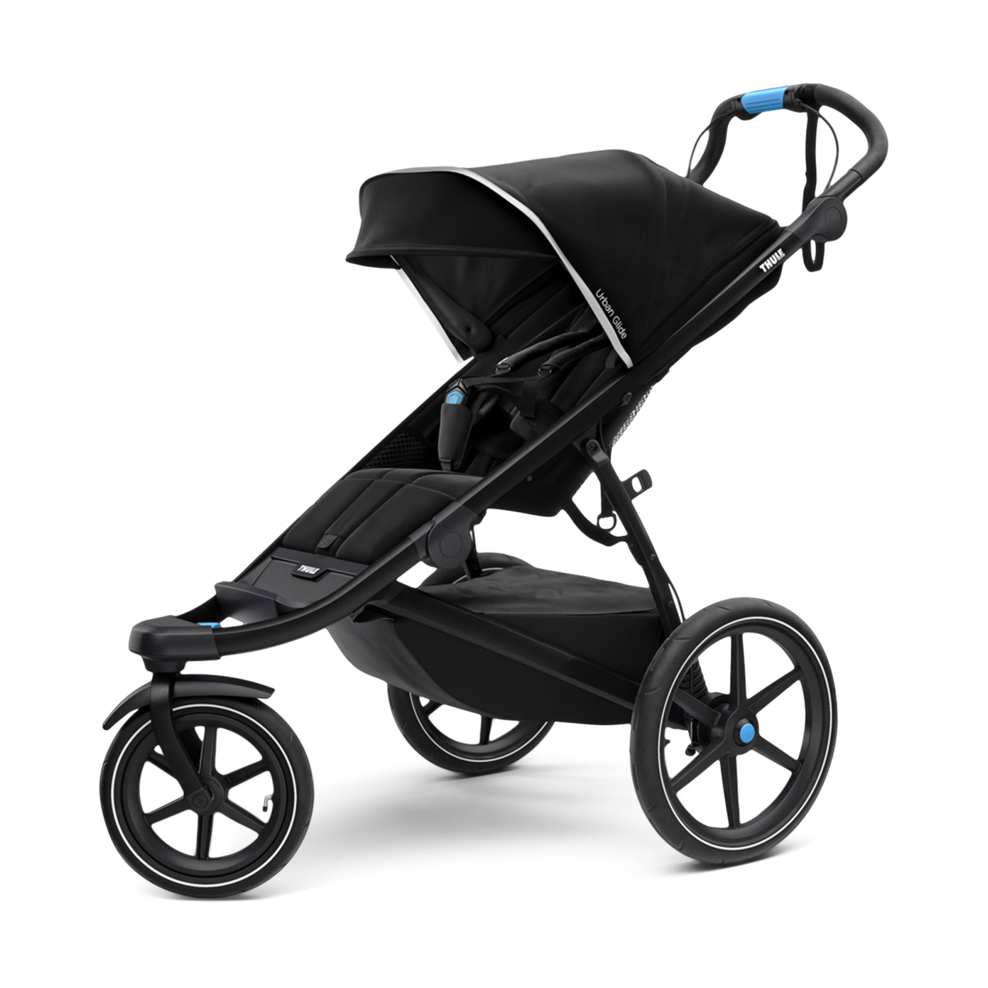 Four Wheels Stroller Absorbering Portable Two-way Push Cart For Four Seasons Use Travel Plus 2 Set And To Have A Long Life. Have An Inquiring Mind Baby Stroller Reclining Lightweight Folding Shock
