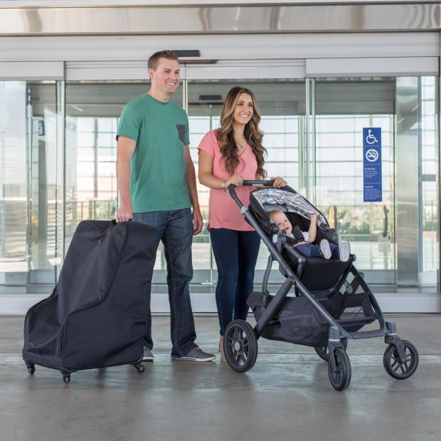 Jl Childress Deluxe Spinner Wheelie Car, Jl Childress Car Seat Bag