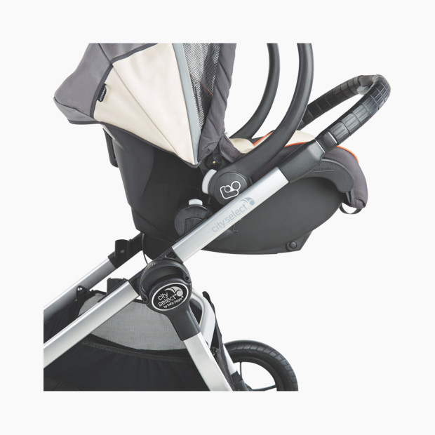 Baby Jogger Car Seat Adapter for City Select - Maxi Cosi/Cybex ...