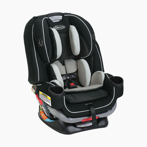 Graco4ever Extend2fit All In One Convertible Car Seat