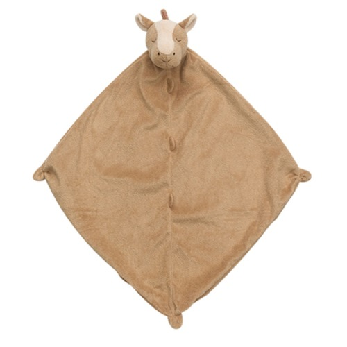 Brown Pony Blankie - $13.00