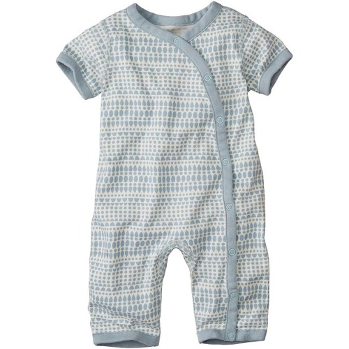 Hanna Andersson - Snuggle Romper - size 2-6 months - $35.00