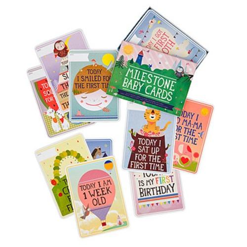 Milestone Baby Cards - $34.00