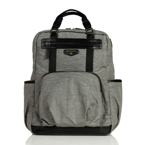 Unisex Courage Backpack Grey | TWELVElittle - $195.00
