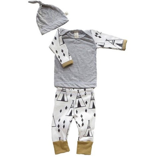 Baby Boy Organic Coming Home Outfit - $78.00