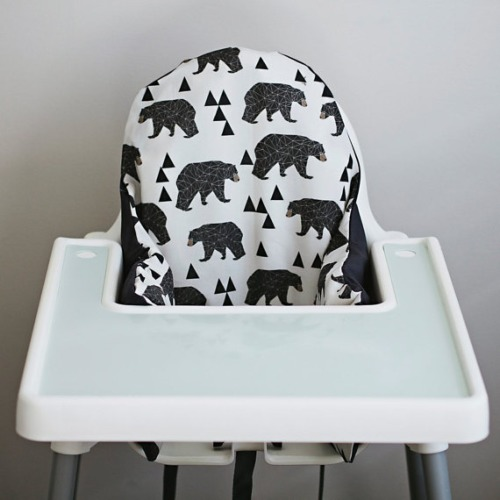Ikea Highchair Silicone Placemats and Cushion by YeahBabyGoods - $17.50-34.00