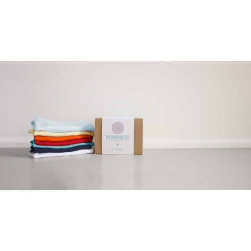 The Babysuit Set - Primary - $50.00