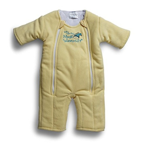 Baby Merlin's Magic Sleepsuit Microfleece - Yellow - 3-6 months - $39.95