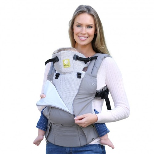 LILLEbaby COMPLETE All Seasons - Most Versatile Carrier | best baby carrier, ergonomic, organic, stylish | LÍLLÉbaby - $140.00