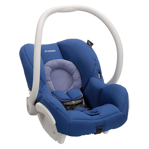 Maxi-Cosi Mico Max 30 Infant Car Seat - Blue Base White Edition - $259.99