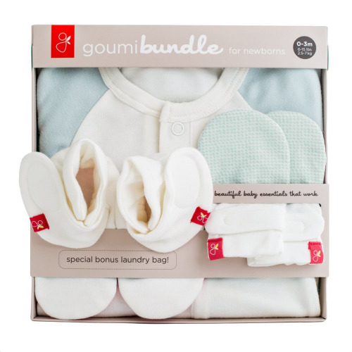 drops, aqua: mitts, boots and jamms - goumikids - $49.00